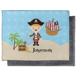 Pirate Scene Microfiber Screen Cleaner (Personalized)