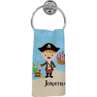 Pirate Scene Hand Towel - Full Print (Personalized)
