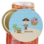 Pirate Scene Jar Opener (Personalized)