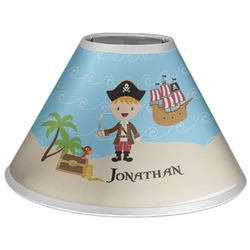 Pirate Scene Coolie Lamp Shade (Personalized)