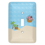 Pirate Scene Light Switch Covers (Personalized)
