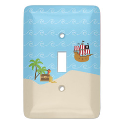 Pirate Scene Light Switch Covers - Multiple Toggle Options Available (Personalized)