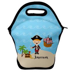 Pirate Scene Lunch Bag (Personalized)