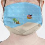 Pirate Scene Face Mask Cover (Personalized)