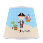 Pirate Scene Empire Lamp Shade (Personalized)