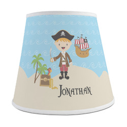Pirate Scene Empire Lamp Shade (Personalized)