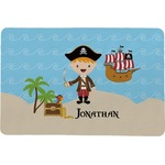 Pirate Scene Comfort Mat (Personalized)