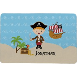 "Pirate Scene Comfort Mat - 24""x36"" (Personalized)"