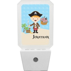 Pirate Scene Night Light (Personalized)