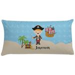 Pirate Scene Pillow Case (Personalized)