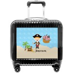 Pirate Scene Pilot / Flight Suitcase (Personalized)