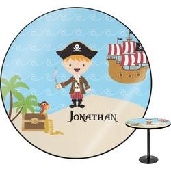 Pirate Scene Round Table (Personalized)