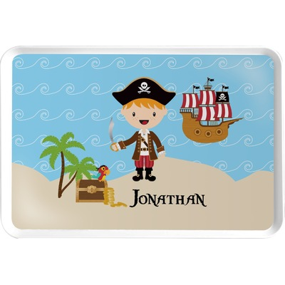 Pirate Scene Serving Tray (Personalized)