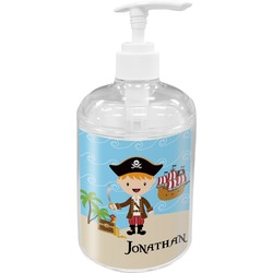 Pirate Scene Soap / Lotion Dispenser (Personalized)