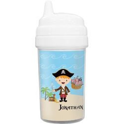 Pirate Scene Sippy Cup (Personalized)