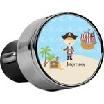 Pirate Scene USB Car Charger (Personalized)
