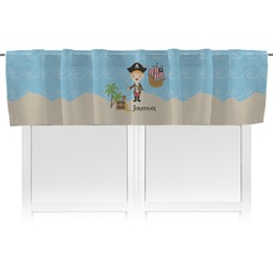 Pirate Scene Valance (Personalized)