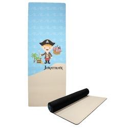 Pirate Scene Yoga Mat (Personalized)