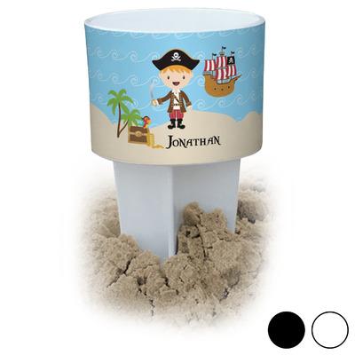 Pirate Scene Beach Spiker Drink Holder (Personalized)
