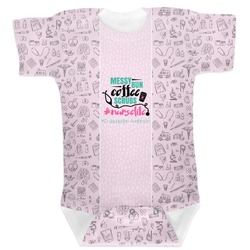 Nursing Quotes Baby Bodysuit (Personalized)