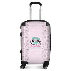 Nursing Quotes Suitcase (Personalized)