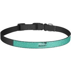 Nursing Quotes Dog Collar - Large (Personalized)