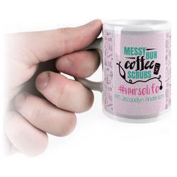 Nursing Quotes Espresso Cups (Personalized)