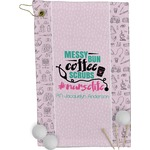 Nursing Quotes Golf Towel - Full Print (Personalized)