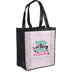 Nursing Quotes Grocery Bag (Personalized)