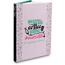 Nursing Quotes Hardbound Journal (Personalized)