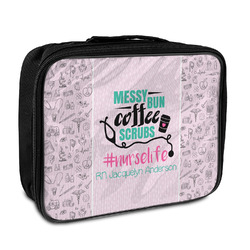 Nursing Quotes Insulated Lunch Bag (Personalized)