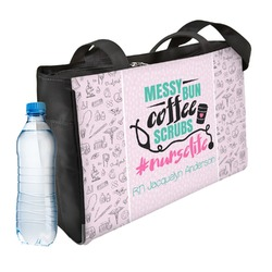 Nursing Quotes Ladies Workout Bag (Personalized)