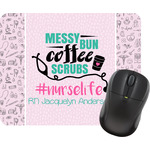 Nursing Quotes Mouse Pads (Personalized)