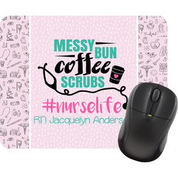 Nursing Quotes Mouse Pad (Personalized)