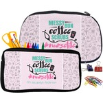 Nursing Quotes Pencil / School Supplies Bag (Personalized)