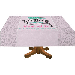 Nursing Quotes Tablecloth (Personalized)