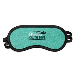 Nursing Quotes Sleeping Eye Mask (Personalized)