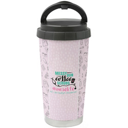 Nursing Quotes Stainless Steel Travel Mug (Personalized)