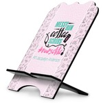 Nursing Quotes Stylized Tablet Stand (Personalized)