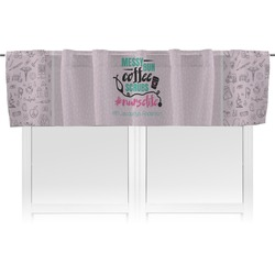 Nursing Quotes Valance (Personalized)