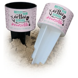 Nursing Quotes Beach Spiker Drink Holder (Personalized)
