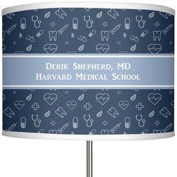 """Medical Doctor 13"""" Drum Lamp Shade (Personalized)"""