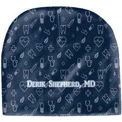 Medical Doctor Baby Hat (Beanie) (Personalized)