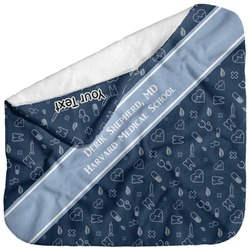 Medical Doctor Baby Hooded Towel (Personalized)