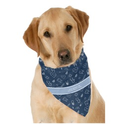 Medical Doctor Pet Bandanas (Personalized)