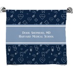 Medical Doctor Bath Towel (Personalized)