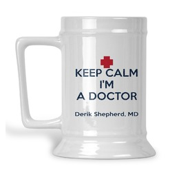 Medical Doctor Beer Stein (Personalized)