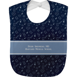 Medical Doctor Baby Bib (Personalized)