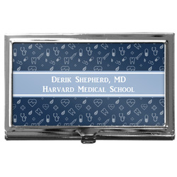 Medical Doctor Business Card Case
