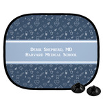 Medical Doctor Car Side Window Sun Shade (Personalized)